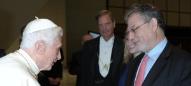 Weiler meets Pope