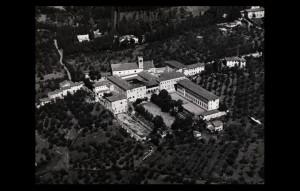 Badia Fiesolana, Aerial View (1975) Source: HAEU