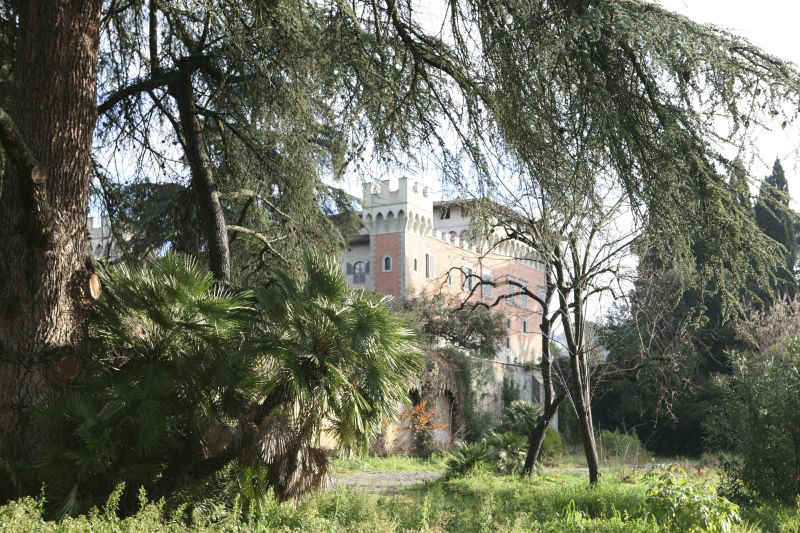 Villa Salviati, prior to restoration