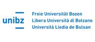 logo Freie universitat Bozen
