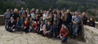 Group photo at Vallombrosa