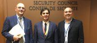 EUI Amigos at the UN