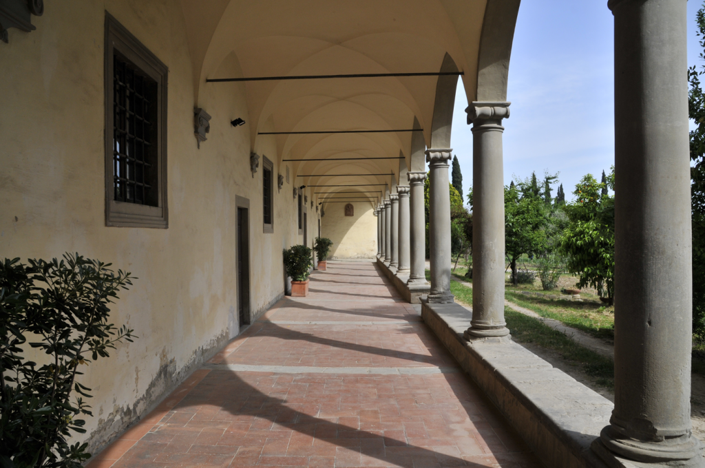 The Convento di San Domenico